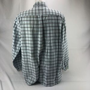 J. Crew Shirts - J.Crew Men's Shirt Button Up Blue White XL (M20)